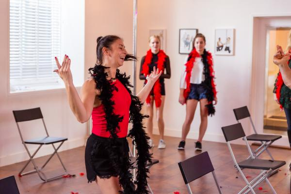Workshop Burlesque in Arnhem