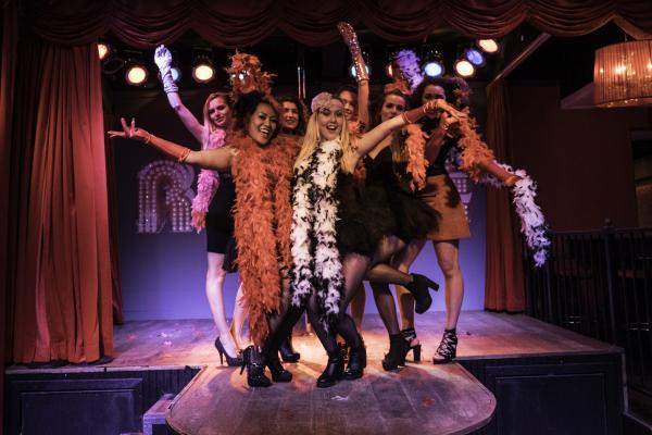 Workshop Burlesque in Arnhem